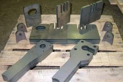 """1/2"""" & 3/8"""" Steel parts"""