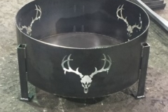 Custom Fire Ring