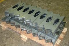 Laser Cut Roller Part