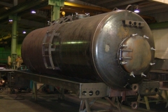 Steel Vacuum Tank