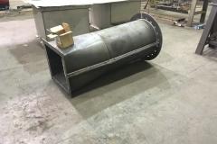 Steel Chute